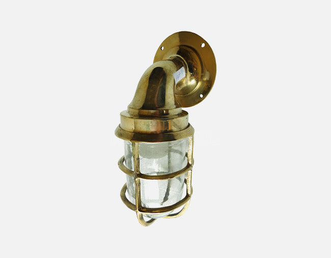 [HSPS-11] BRASS THIN BEND LIGHTS