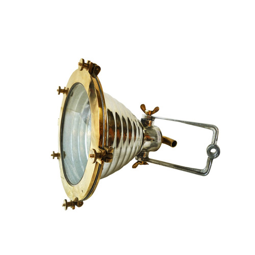 [HSPS-08] BRASS BEE HIVE LIGHTS